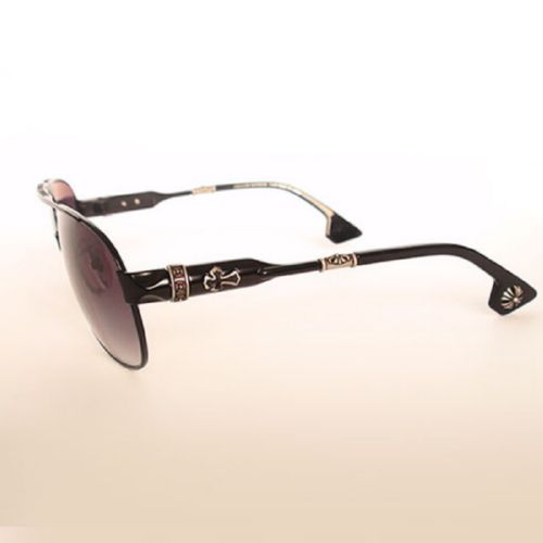 Chrome Hearts SBK BUEK black-silver black
