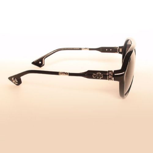Chrome Hearts BK HOT COOTER black-silver black
