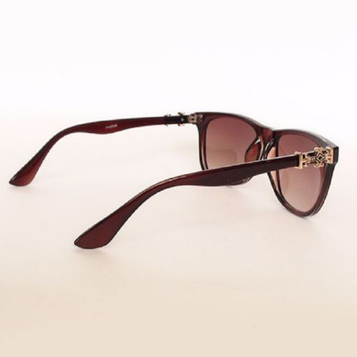 Chrome Hearts FH 3048 brown brown