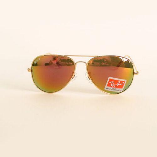 Ray-Ban 3025 Aviator gold zer-orange