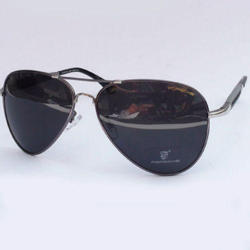 Porsche Design 8802 gun silver black
