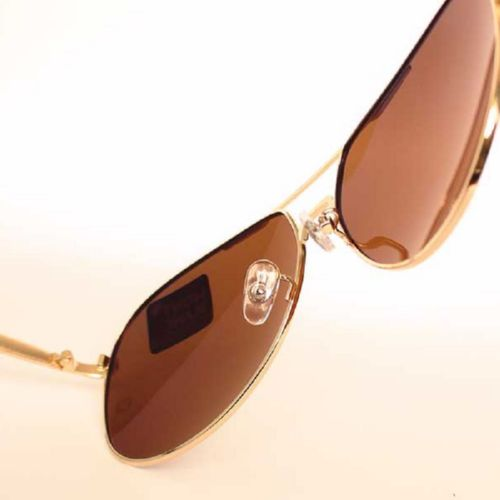 Montblanc MB 502 gold brown