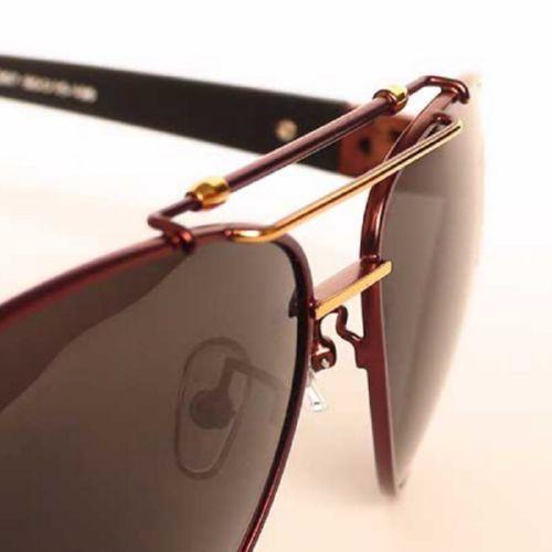 Montblanc MB 367 brown black