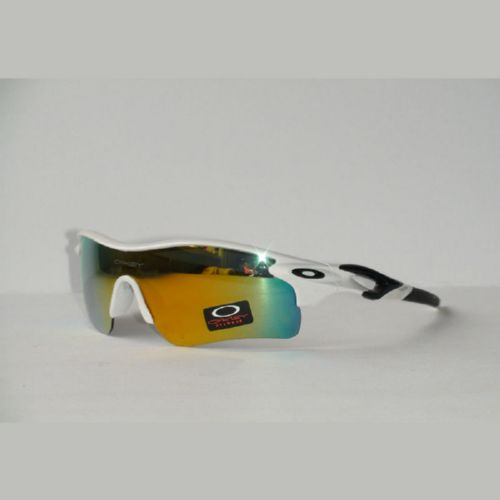 OAKLEY RADARLOCK white black