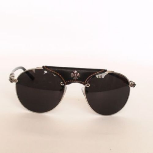 Chrome Hearts BUBBA BS MSL silver black