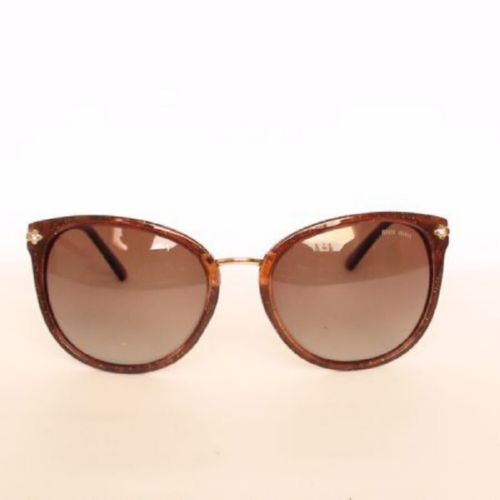 MIU MIU MU 2143 198/11 brown brown