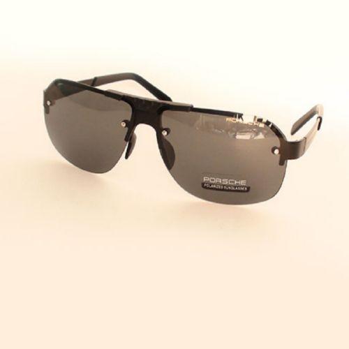 Porsche Design p 8718 black black