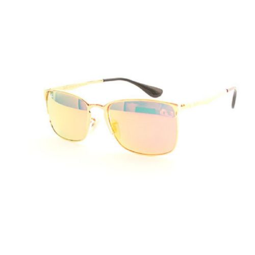 Ray Ban 3508 gold orange