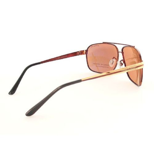 Porsche Design P 8511 copper-gold brown