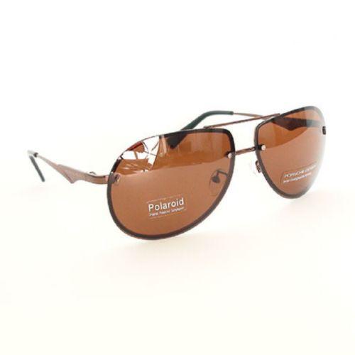 Porsche Design P 8501 copper brown