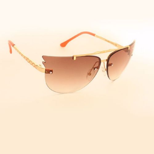 Vivienne Westwood AN 828 gold brown