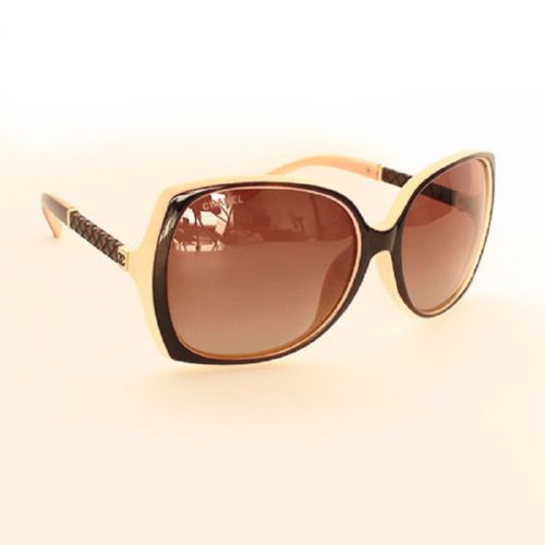 Chanel 9110 C235 brown-cream brown