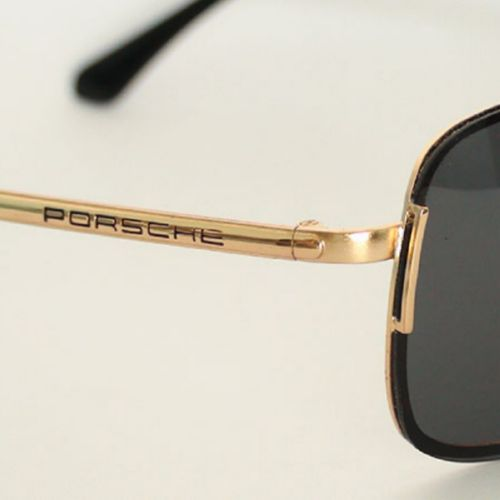 Porsche Design P 8525 C5 gold black