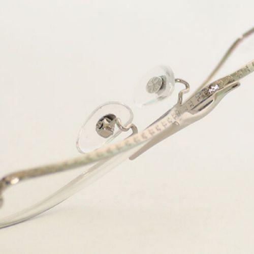 Chrome Hearts Оправа HEAD FROST silver
