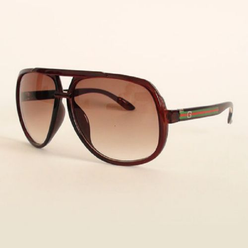 GUCCI 1622  brown brown