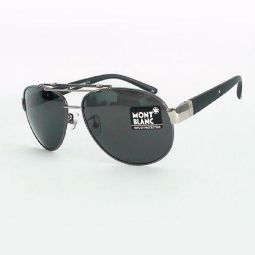 Montblanc MB 367 silver black