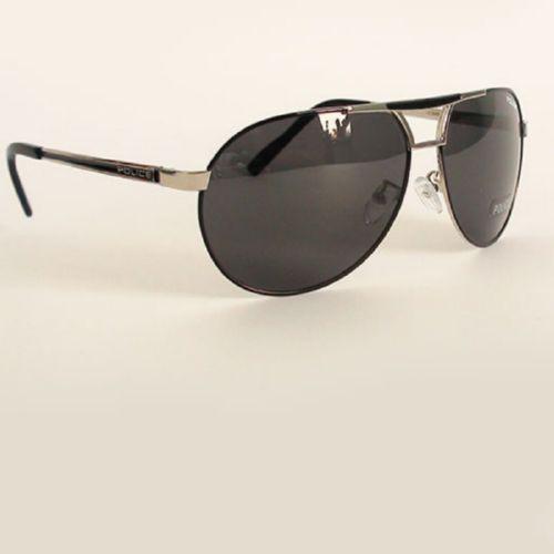 Police 2S 8480 G silver  black