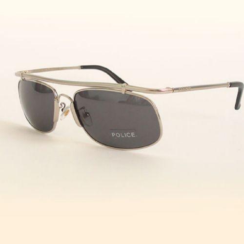 Police p 68121 C4 silver black