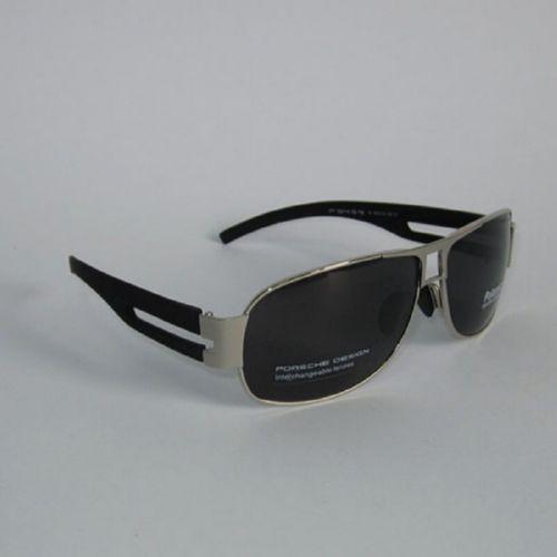 Porsche Design P8462 silver black