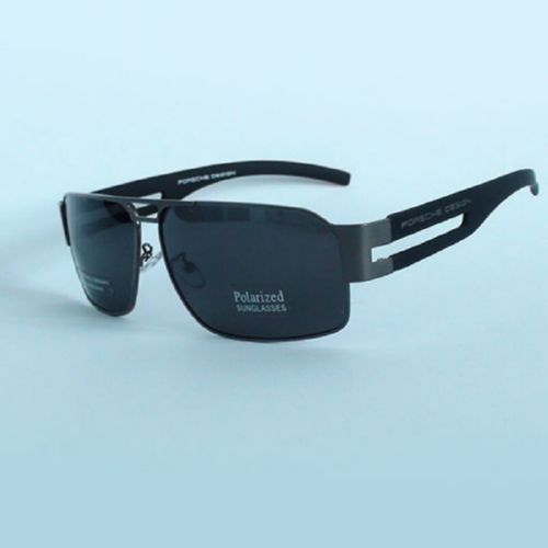 Porsche Design P8462 gun black