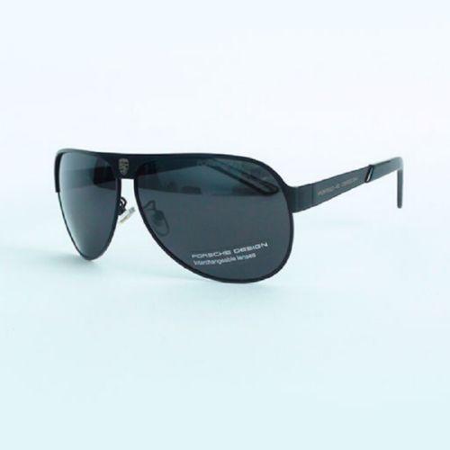 Porsche Design P 8496 black black