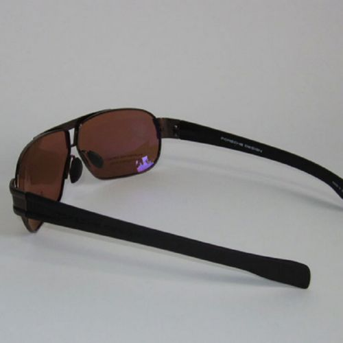 Porsche Design P 8516 copper brown
