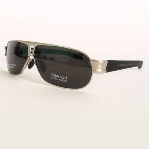 Porsche Design P 8516 silver black