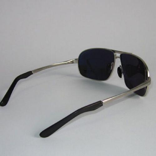 Porsche Design 8542 silver black