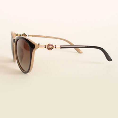 Versace VE 2129 S brown-capuchino brown