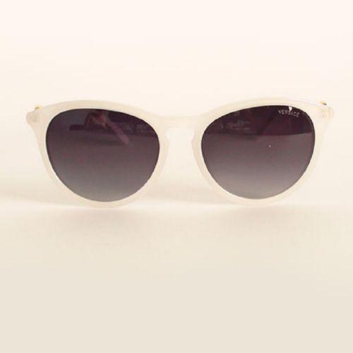 Versace VE 2129 S white black