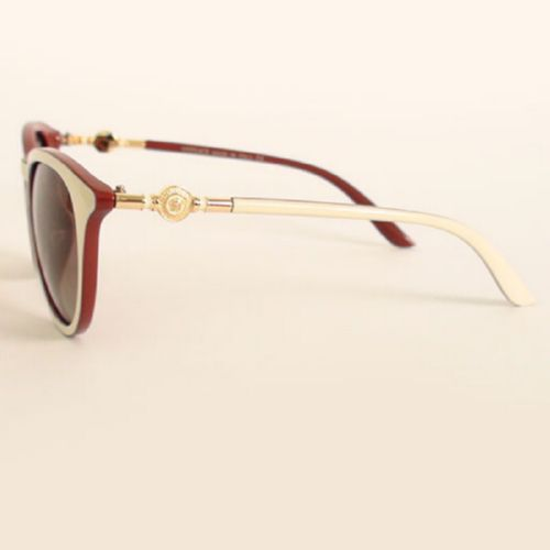 Versace VE 2129 S white-browon black