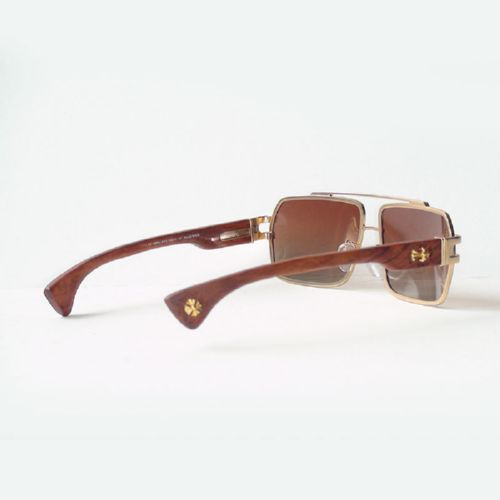 Chrome Hearts MBKC WEB HUM MER gold brown