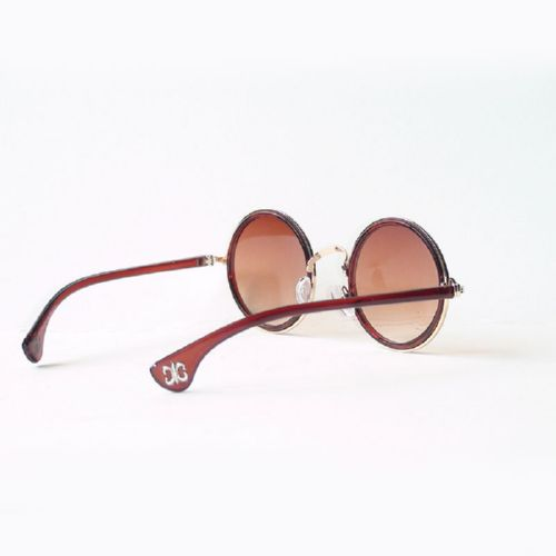 Chrome Hearts Реплика DL 435 gold brown