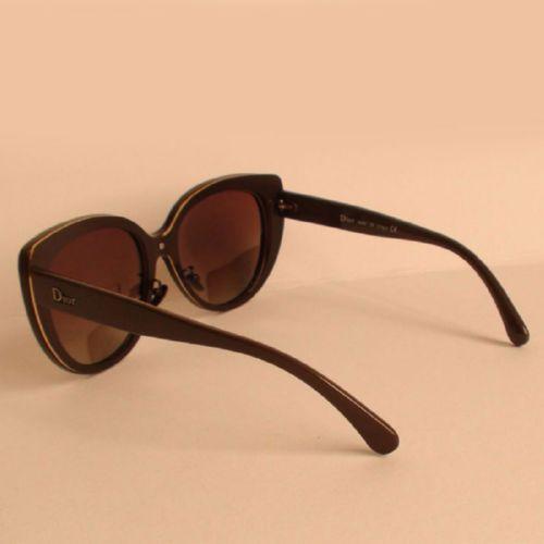 Dior 1761 C228 black gold brown