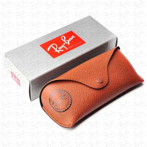 Футляр для очков Ray-Ban коричневый