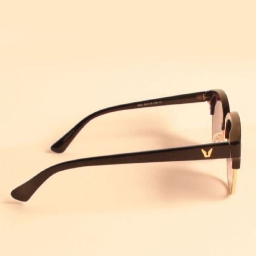 GENTLE MONSTER 1640 C1 black gold black