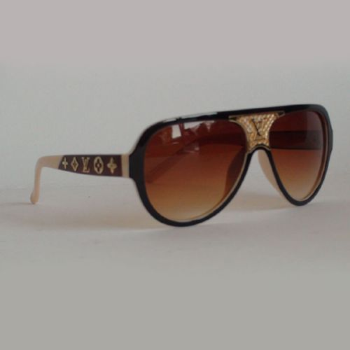LOIS VUITTON  Z0939 brown Cappucino