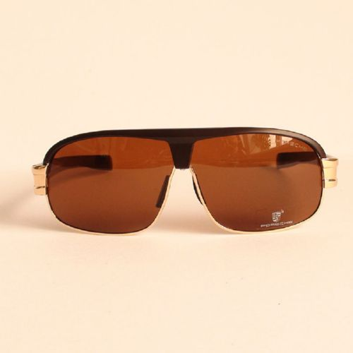 Porsche Design P8517 gold brown