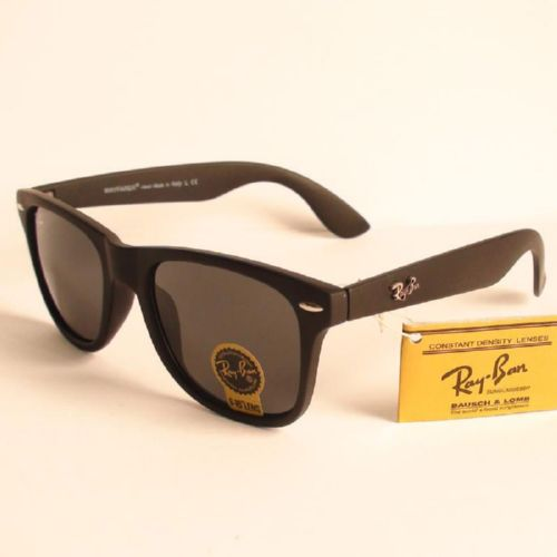 Ray Ban Wayfayer RB2140 matted black black