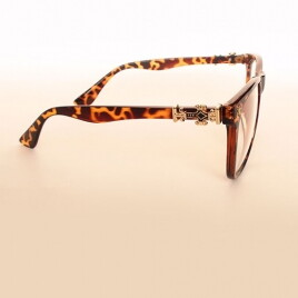 Chrome Hearts Оправа 1404 col 2 leopard