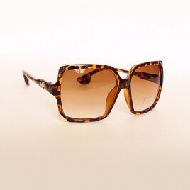 Chrome Hearts HERMAN 1021 col 3 leo-gold brown