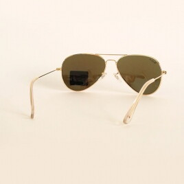 Ray-Ban RB3025 Aviator gold zer-blue