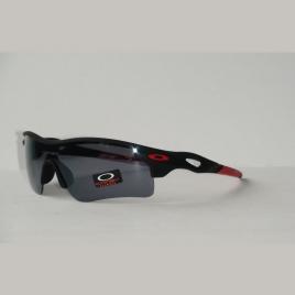 OAKLEY RADARLOCK red-black black