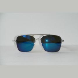OAKLEY Bertha 0325 silver zer blue