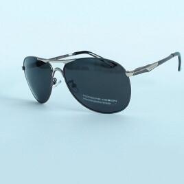 Porsche Design 8722 gun silver black