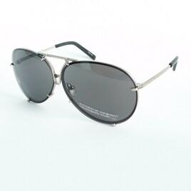 Porsche Design P 8478 silver black
