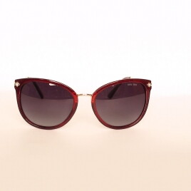 MIU MIU MU 2143 198/11 red black