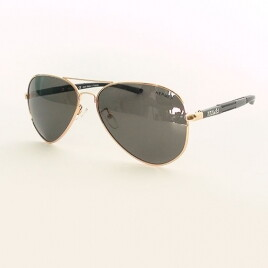 Hermes 8816 gold black