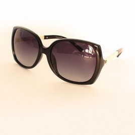 Chanel 9110 C7 black-white black