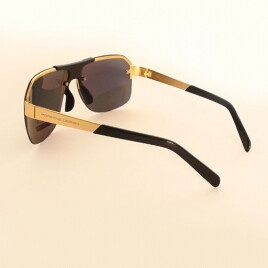 Porsche Design p 8718 gold black